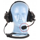 Headset Microphone Foam - Large