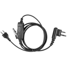 SnapLock 1 Wire Earpiece Base (SL1W DIS)