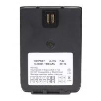Hytera X1e & X1p -  1900mAh Li-ion Battery (1809HBAT)