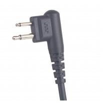 Adjustable D-Ring – Braided Fiber Cloth - 1 Wire (DRA+1W-M)