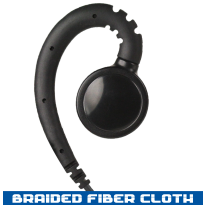 Swivel - Braided Fiber Cloth - 1  Wire   (SWVL+1W)