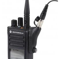 Motorola XPR,  Multi-Pin Adaptor with Hirose (AD-M12-HIROSE)
