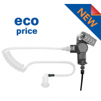 Receive Only (ECO) Acoustic Tube Earpiece (ATROC-2.5 (ECO))