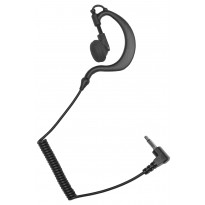 Ear Hook Receive Only, 6in, 2.5mm