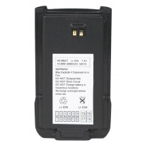 Hytera TC-518 / TC-580 2000mAh Li-ion Battery  (2003HBAT)