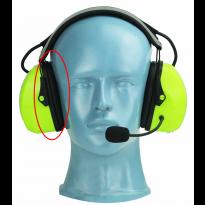 Single (1) Foam Ear pad for HS2, HS3, HS3G and HS9