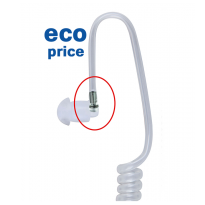 Eco Line - Acoustic Tube to Ear Tip Elbow
