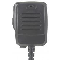 Full-Size, Heavy Duty IP55 water & dust resistant Speaker Mic., 3.5mm earpiece port (SM4)