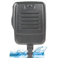Full-Size, Heavy Duty IP67 water & dust proof Speaker Mic. (SM4W)
