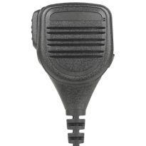 Compact size IP55, 4.3mm cable speaker Mic. w/ PTT & 3.5mm earpiece  (SM6)