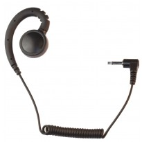 Swivel Earpiece - Receive Only, 6in, 2.5mm